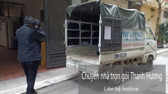 Dịch vụ chuyển văn phòng Hà Nội tại phố Nguyễn Cao