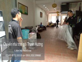 Chuyển văn phòng Hà Nội tại phố Hoàng Sâm