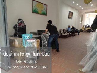 Dịch vụ chuyển văn phòng Hà Nội tại phố Nguyễn Huy Tự