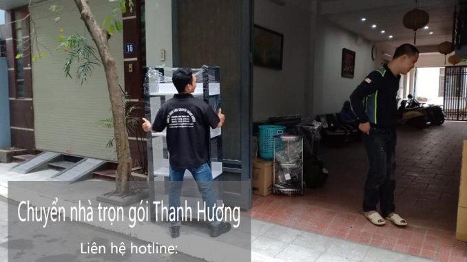 Chuyển văn phòng Hà Nội tại phố Kim Quan