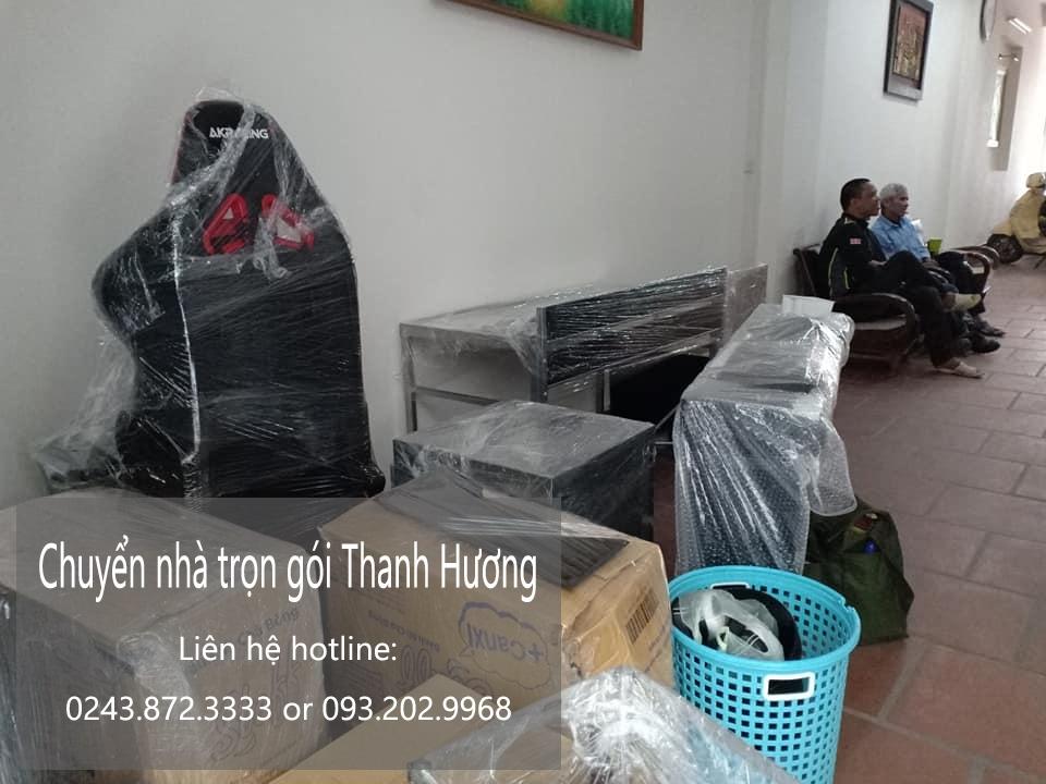 Dịch vụ chuyển văn phòng Hà Nội tại phố Tôn Thất Đàm