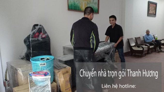 Dịch vụ chuyển văn phòng Hà Nội tại phố Lò Rèn