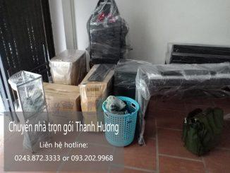 Chuyển văn phòng Hà Nội tại phố Lãn Ông