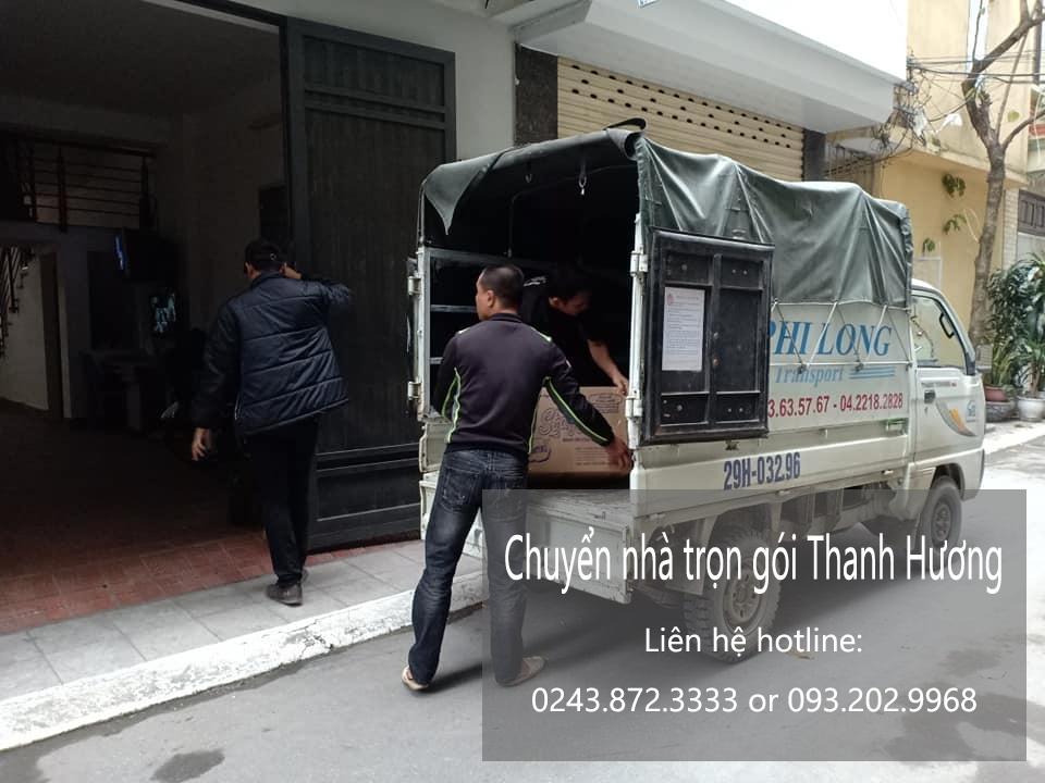 Chuyển văn phòng Hà Nội tại phố Đoàn Khuê