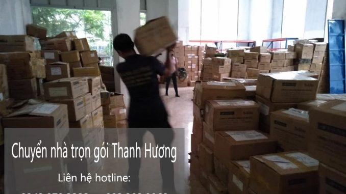 Chuyển văn phòng Thanh Hương tại phố Nguyên Khiết