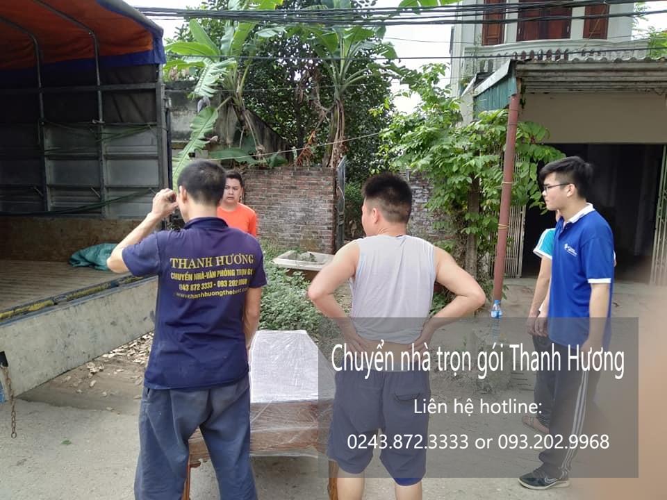 Dịch vụ chuyển văn phòng Hà Nội tại phố Hạ Yên