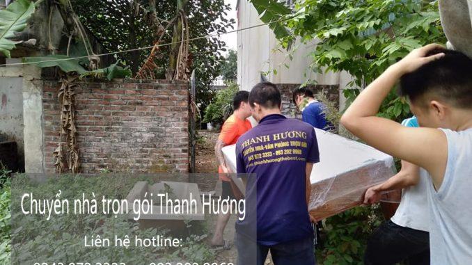 Chuyển văn phòng Thanh Hương tại phố Hàng Bút