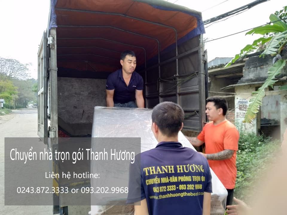 Chuyển văn phòng Hà Nội tại phố Hai Bà Trưng