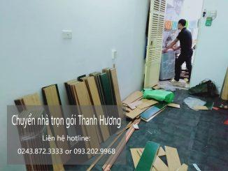 Dịch vụ chuyển văn phòng Thanh Hương tại phố Lê Văn Linh