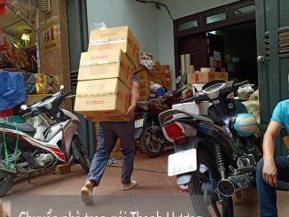 Chuyển văn phòng Thanh Hương tại phố Trần Nguyên Hãn