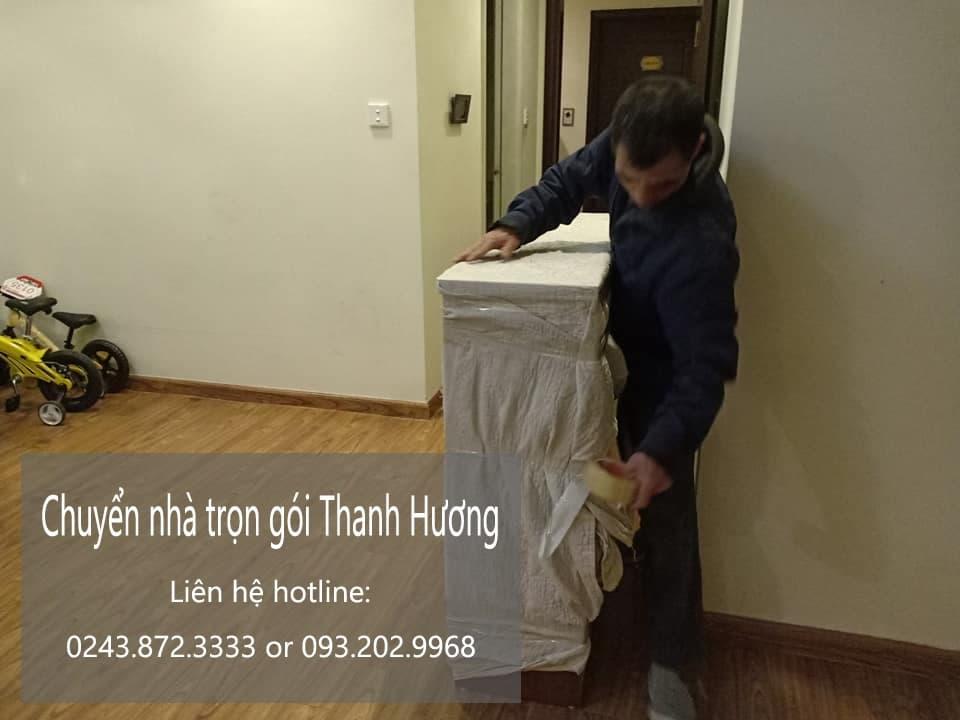 Dịch vụ chuyển văn phòng Hà Nội tại đường Kim Quan