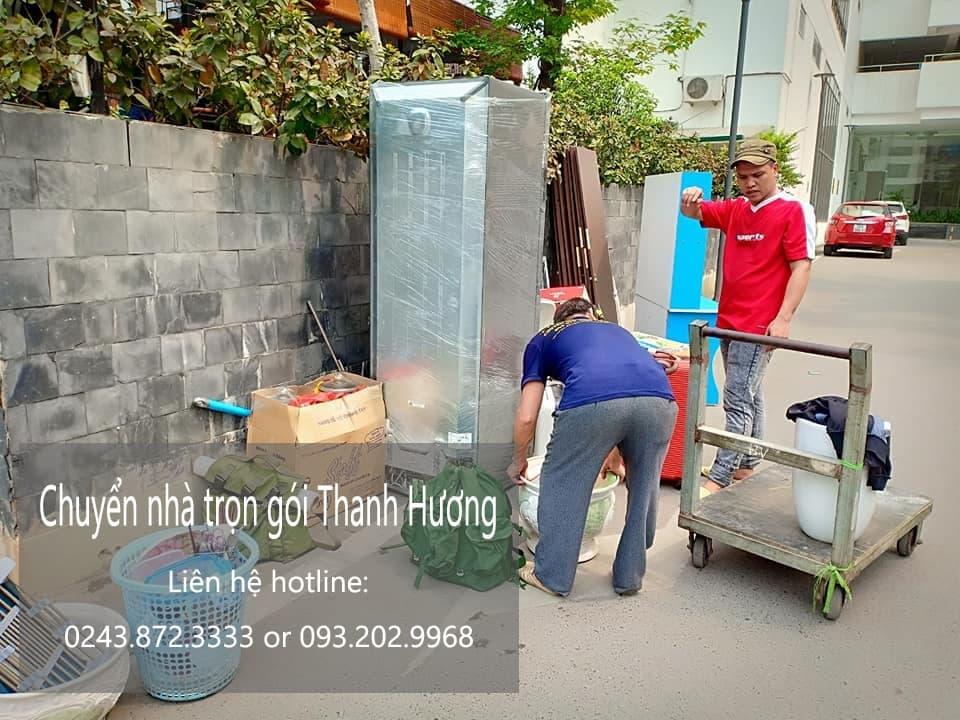 Chuyển văn phòng Thanh Hương tại phố Dương Lâm