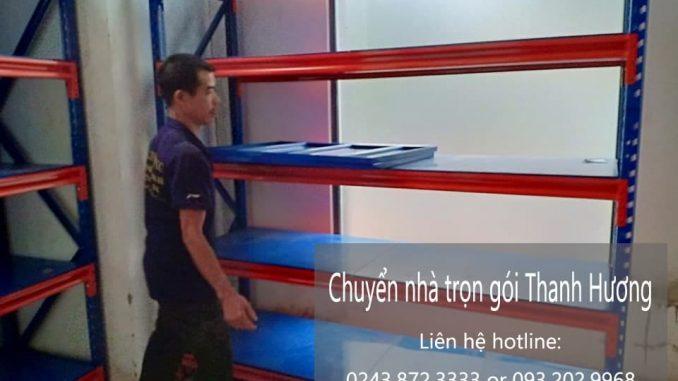 Dịch vụ chuyển văn phòng Hà Nội tại phố Lý Văn Phức