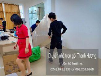 Dịch vụ chuyển văn phòng Hà Nội tại phố Nam Đồng