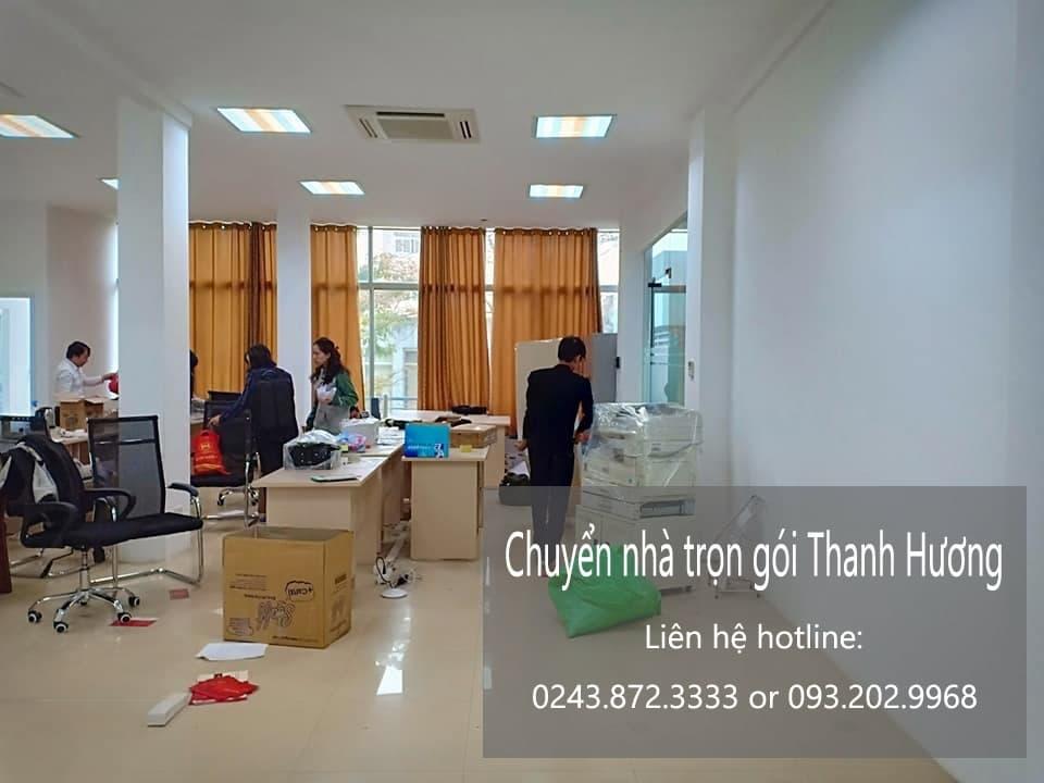 Dịch vụ chuyển văn phòng tại phố Nguyễn Hoàng