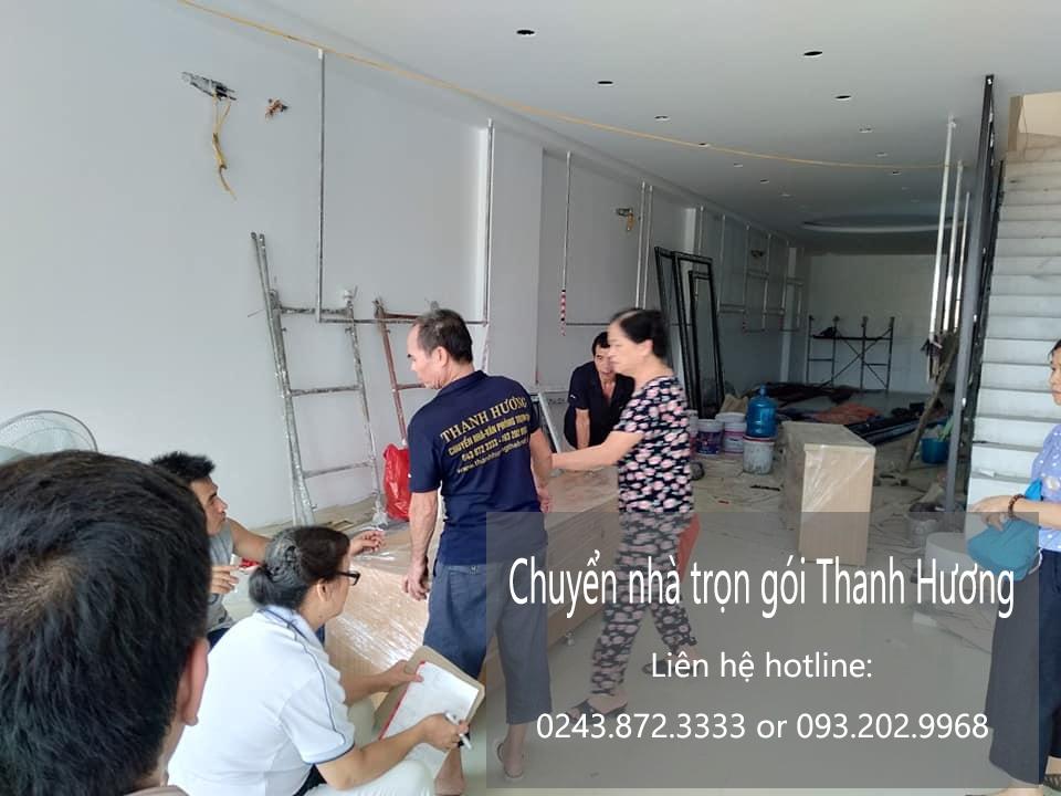 Chuyển văn phòng chuyên nghiệp tại đường Kim Giang