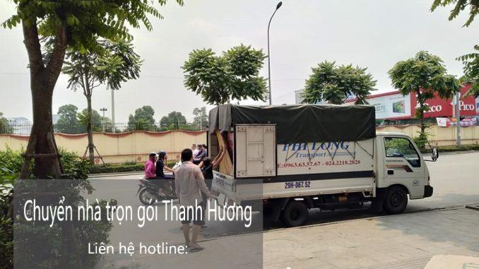 Dịch vụ chuyển nhà trọn gói tại đường Ngọc Hồi