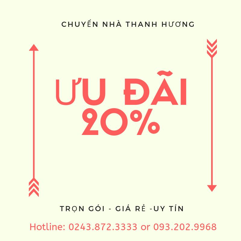Chuyển văn phòng Hà Nội tại phố Phú Gia