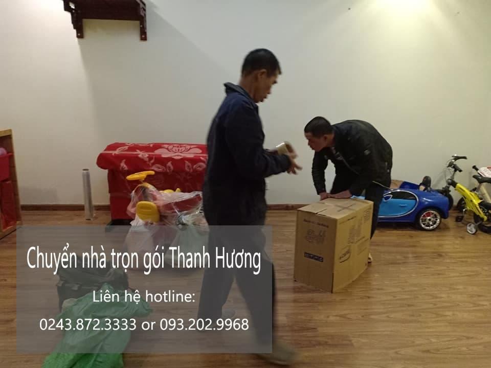 Chuyển văn phòng Hà Nội tại phố Cầu Bây