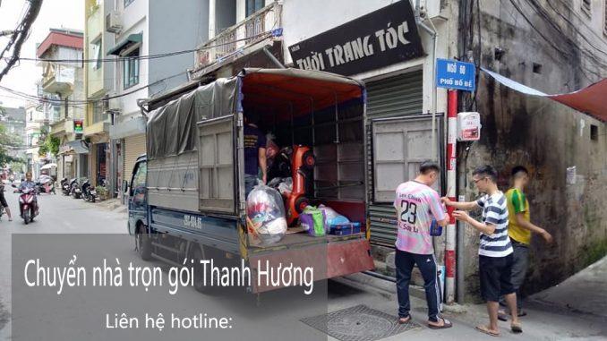 Dịch vụ chuyển văn phòng tại phố Nguyễn Cảnh Dị