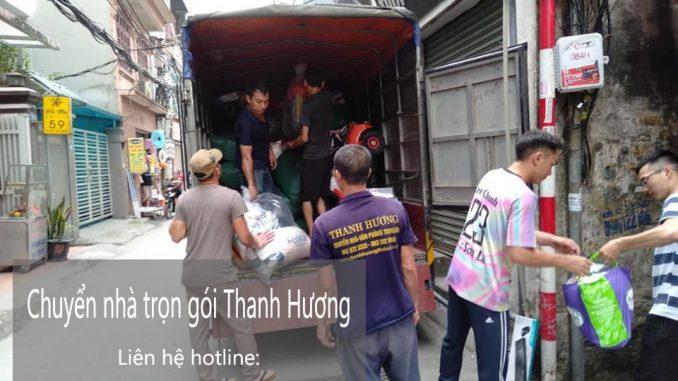 Dịch vụ chuyển văn phòng tại phố Ngu