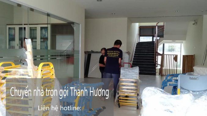 Dịch vụ chuyển văn phòng tại phố Phan Phù Tiên