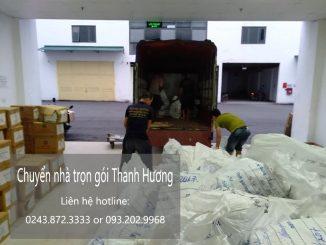 Dịch vụ chuyển văn phòng tại phố Vũ Thạnh