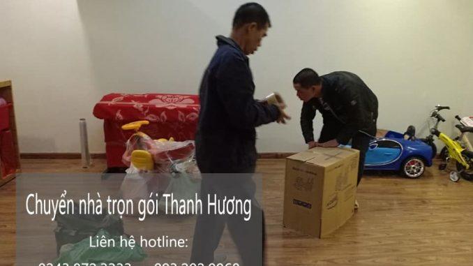 Chuyển văn phòng Hà Nội tại phố Đàm Quang Trung