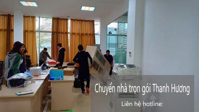 Dịch vụ chuyển văn phòng tại phố Thanh Đàm