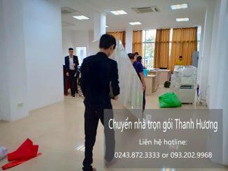 Dịch vụ chuyển văn phòng tại phố Nguyễn Phúc Lai