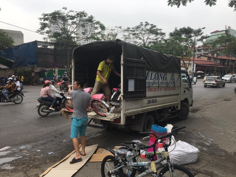 Thanh Hương chuyển văn phòng tại phố Kim Quan