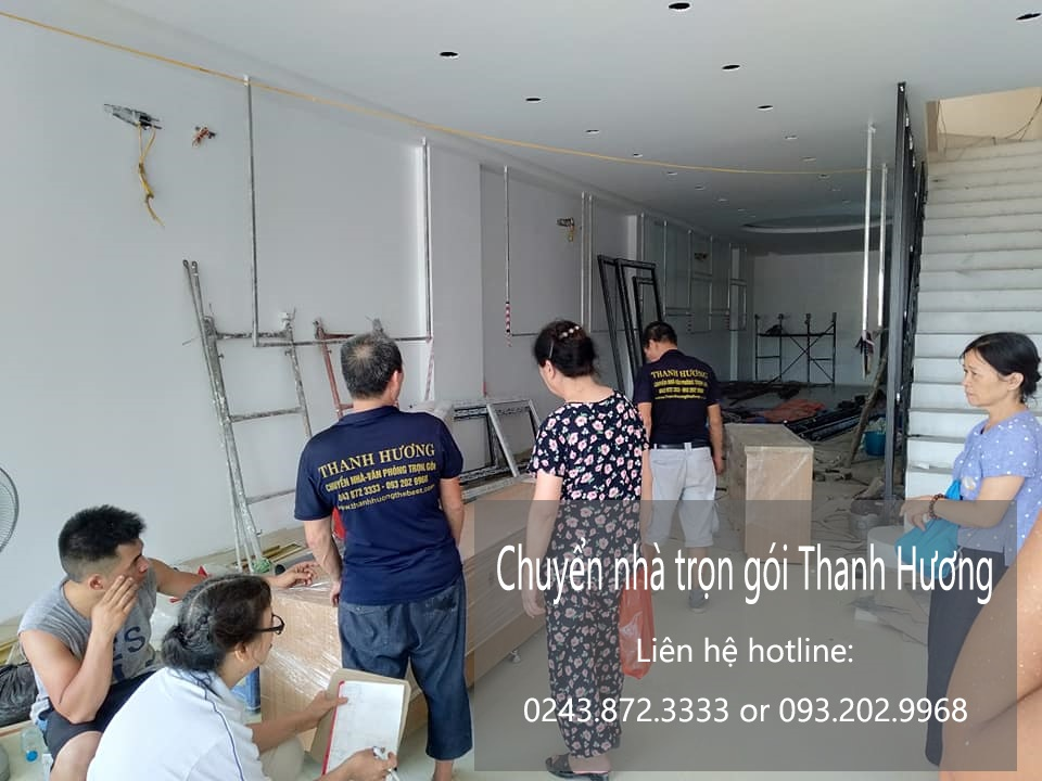 Hà Nội chuyển văn phòng giá rẻ tại phố Cầu Diễn