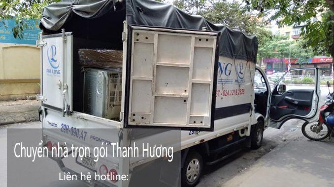 Chuyển nhà giá rẻ Hà Nội tại phố Đình Thôn