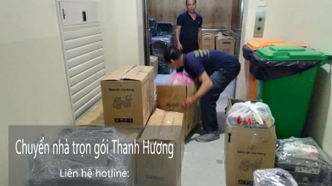 Chuyển văn phòng giá rẻ Hà Nội tại phố An Dương Vương