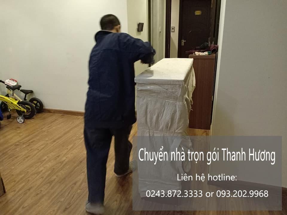 Hà Nội chuyển văn phòng giá rẻ tại phố Bùi Xuân Phái