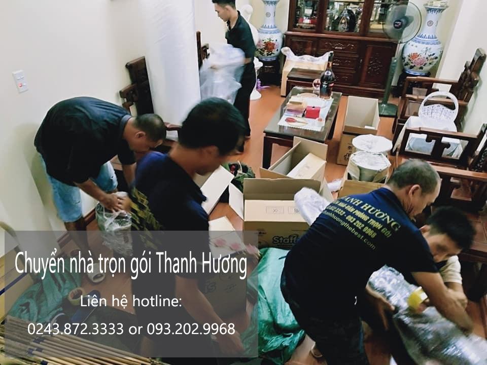Dịch vụ chuyển văn phòng tại phường Hàng Bài