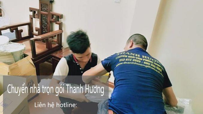 Dịch vụ chuyển văn phòng Hà Nội tại phường Phương Liệt