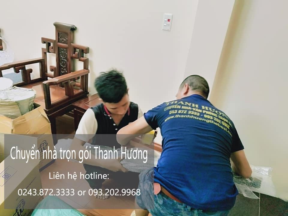 Dịch vụ chuyển văn phòng Hà Nội tại phường Hàng Buồm