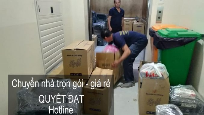 Dịch vụ chuyển văn phòng tại phường Đông Ngạc
