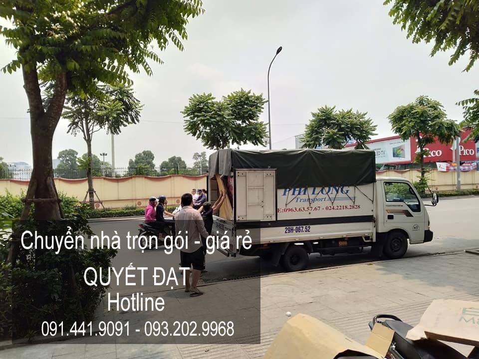 Công ty chuyển nhà Hà Nôi chất lượng phố Đào Duy Tùng
