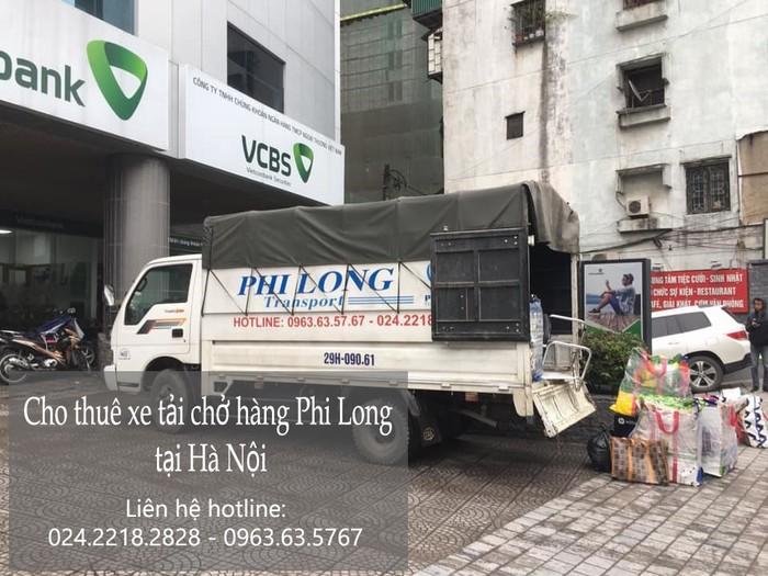 Chuyển nhà chất lượng Thanh Hương phố Hàng Bún