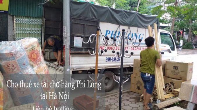 Chuyển nhà Hà Nôi giá rẻ phố Hoàng Hoa Thám