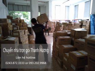 Dịch vụ chuyển văn phòng tại xã Hùng Tiến