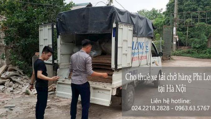 Chuyển nhà chất lượng Hà Nội đường Trần Quang Khải