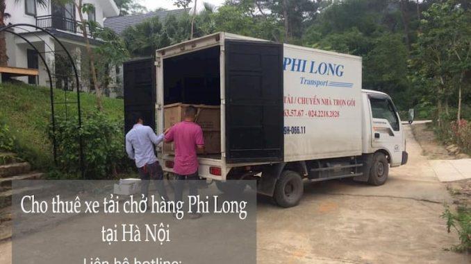 Chuyển văn phòng chất lượng Thanh Hương phố Chợ Gạo