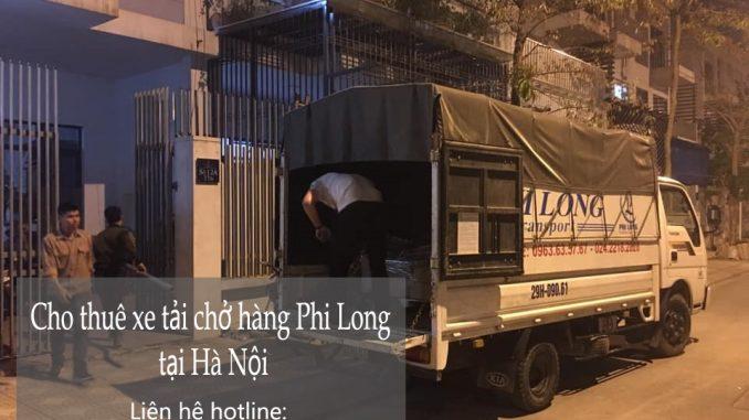 Chuyển nhà uy tín Hà Nội phố Điện Biên Phủ