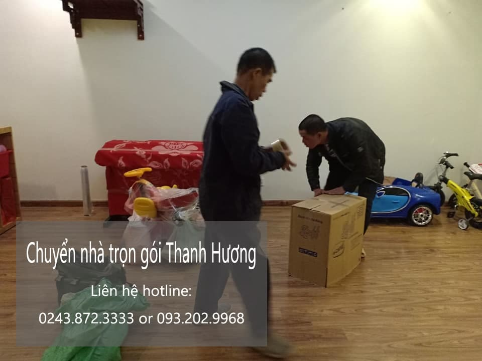 Dịch vụ chuyển văn phòng tại xã Song Phượng