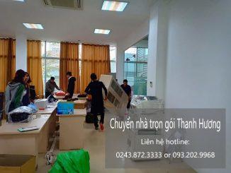 Dịch vụ chuyển văn phòng tại đường Vũ Lăng