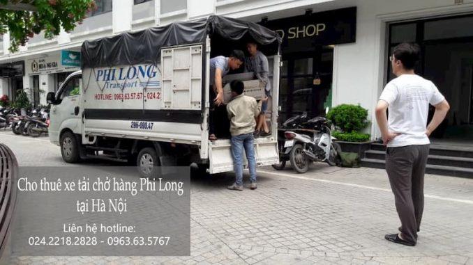 Chuyển văn phòng chất lượng Hà Nội phố Lê Đại Hàng