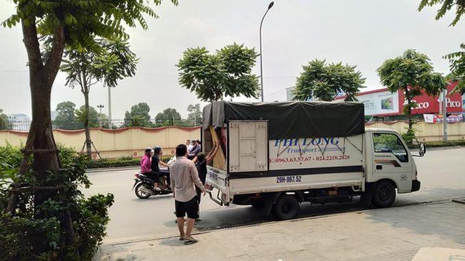 Vận chuyển Thanh Hương uy tín đường Đê La Thành